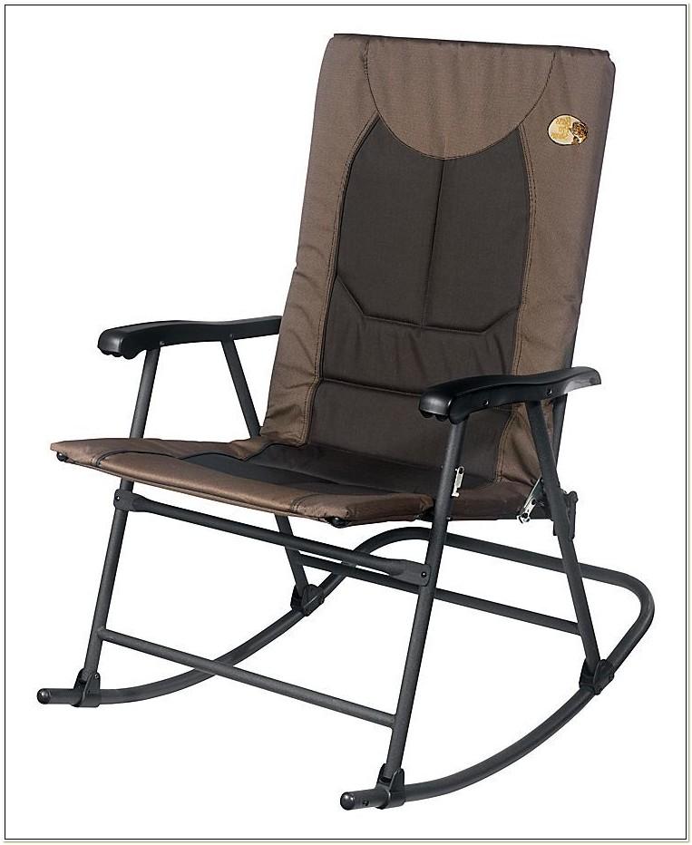 Bass Pro Shop Camping Rocking Chair