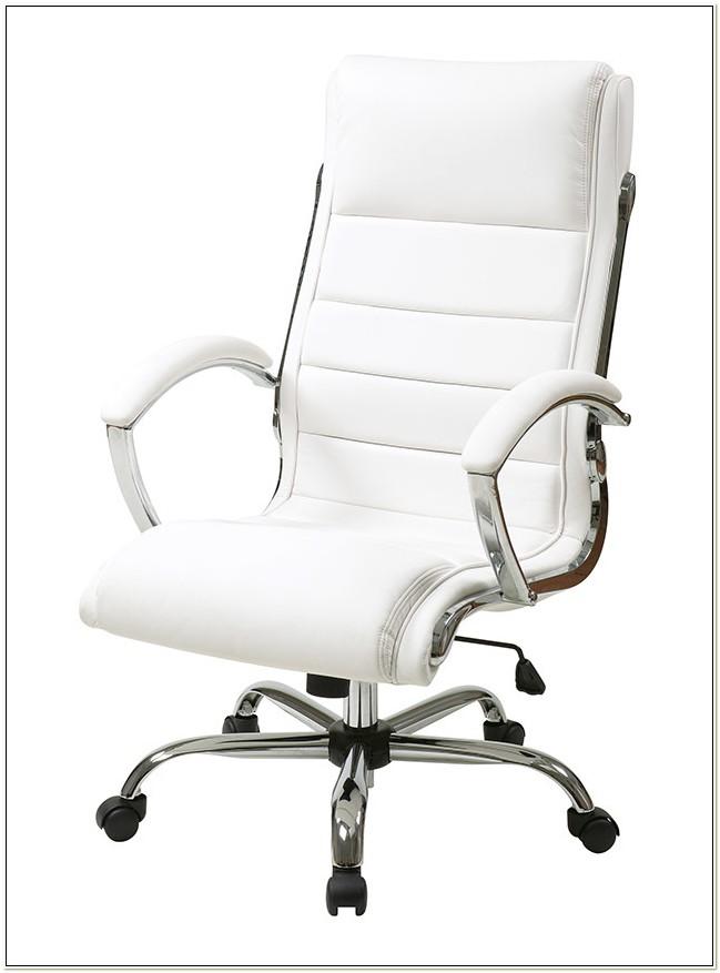 Bassett Ellis Chrome Executive Chair