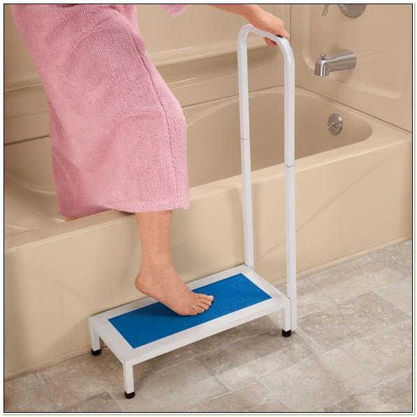 Bathroom Step Stool For Elderly
