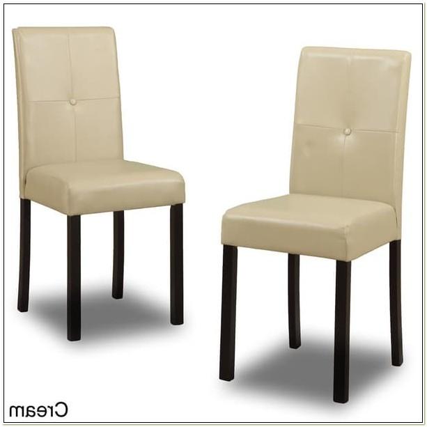 Baxton Studio Asher Modern Dining Chairs