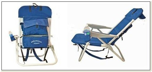 Beach Chairs With Backpack Straps