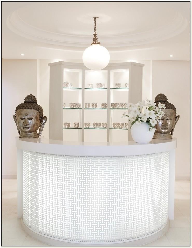 Beauty Salon Reception Furniture