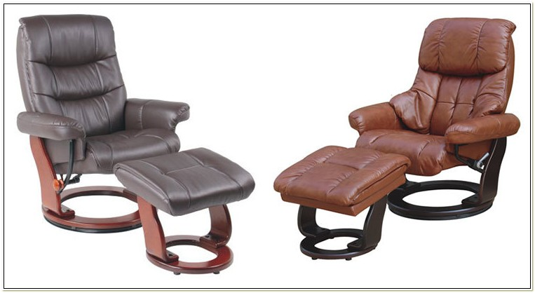 Benchmaster Chair And Ottoman