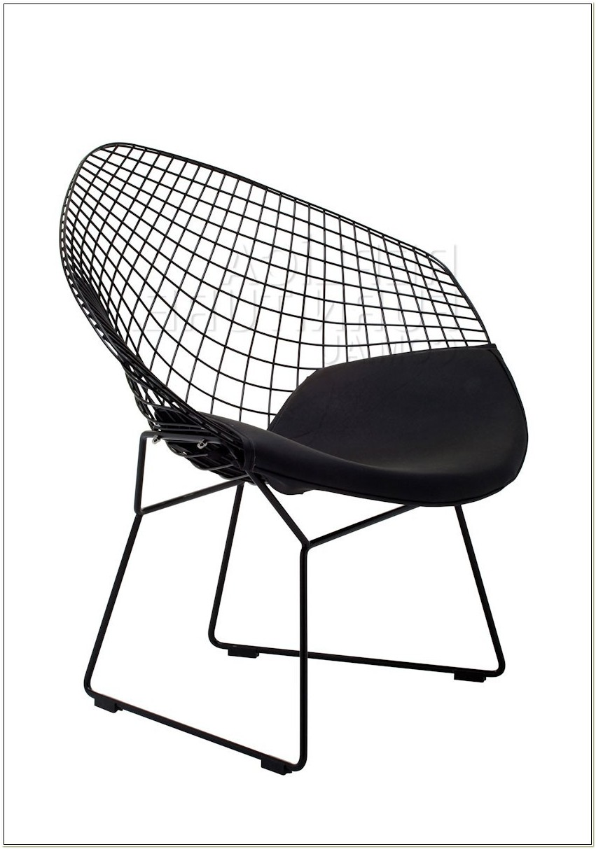 Bertoia Bird Chair Replica