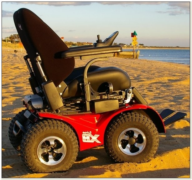 Best All Terrain Power Chair