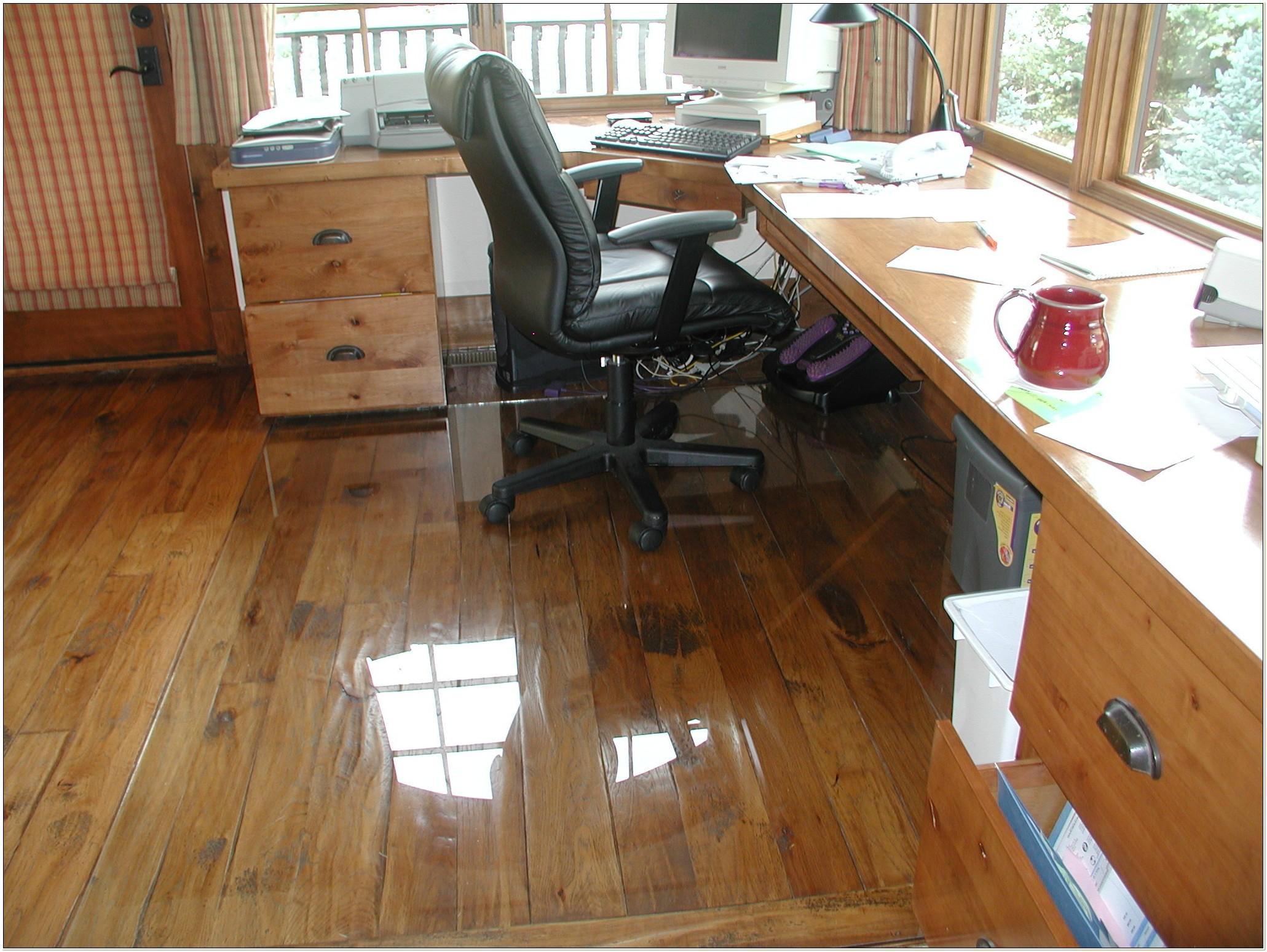 Best Computer Chair Mat For Hardwood Floors