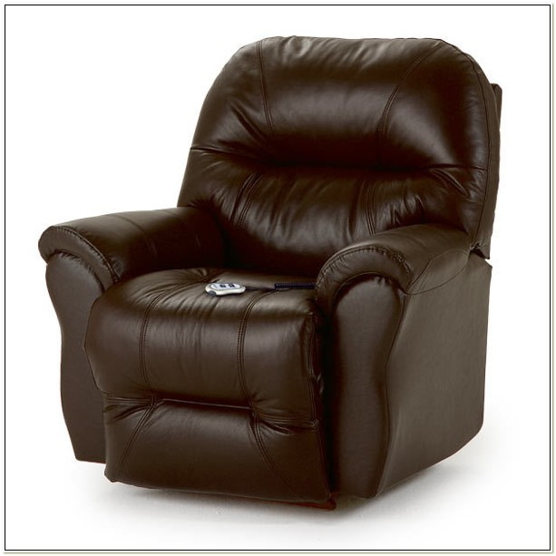 Best Leather Rocker Recliner Chair