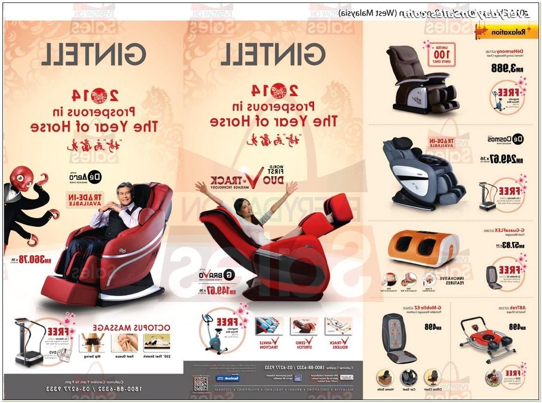 Best Massage Chair 2014 Malaysia