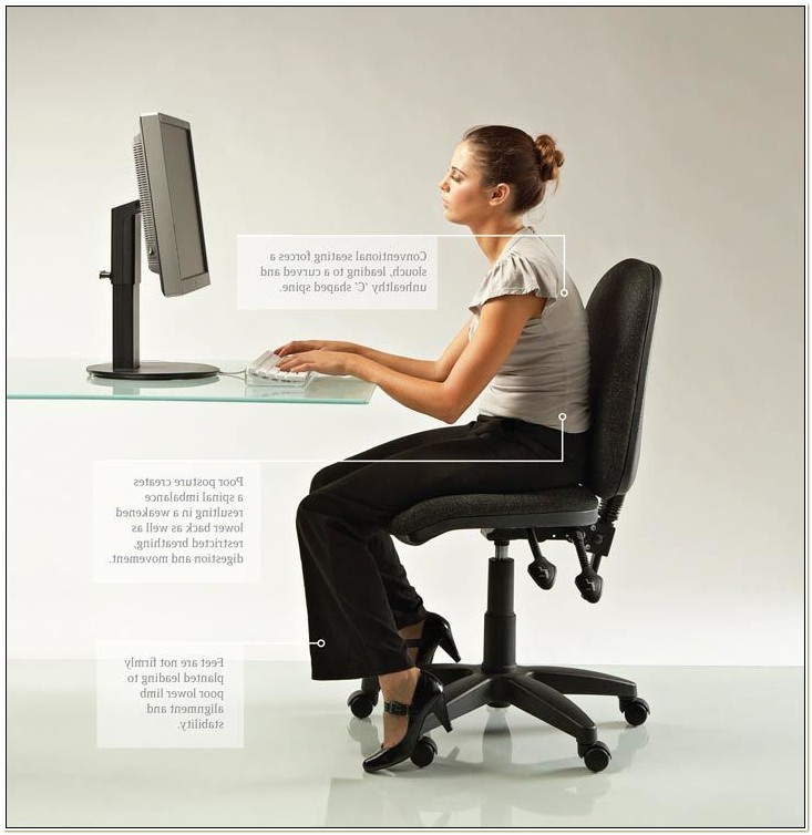 Best Office Chairs For Bad Posture