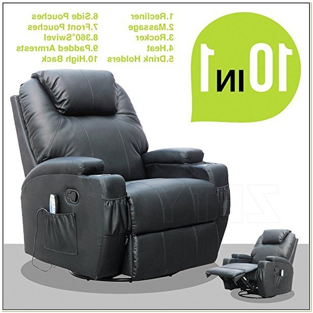 Best Rated Rocker Recliner Chairs