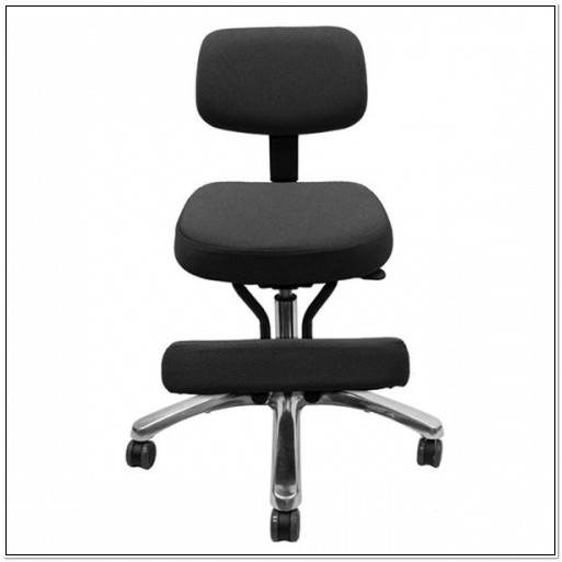 Better Posture Jazzy Kneeling Chair With Backrest