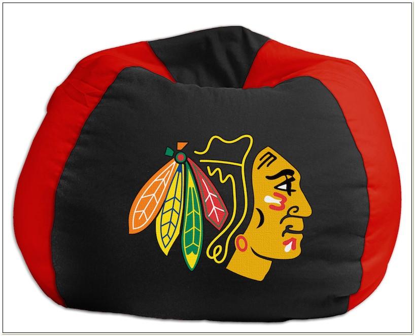 Blackhawks Bean Bag Chair
