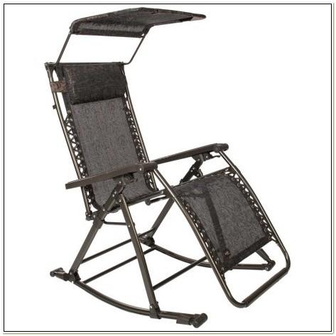 Bliss Hammocks Zero Gravity Chair Rocker