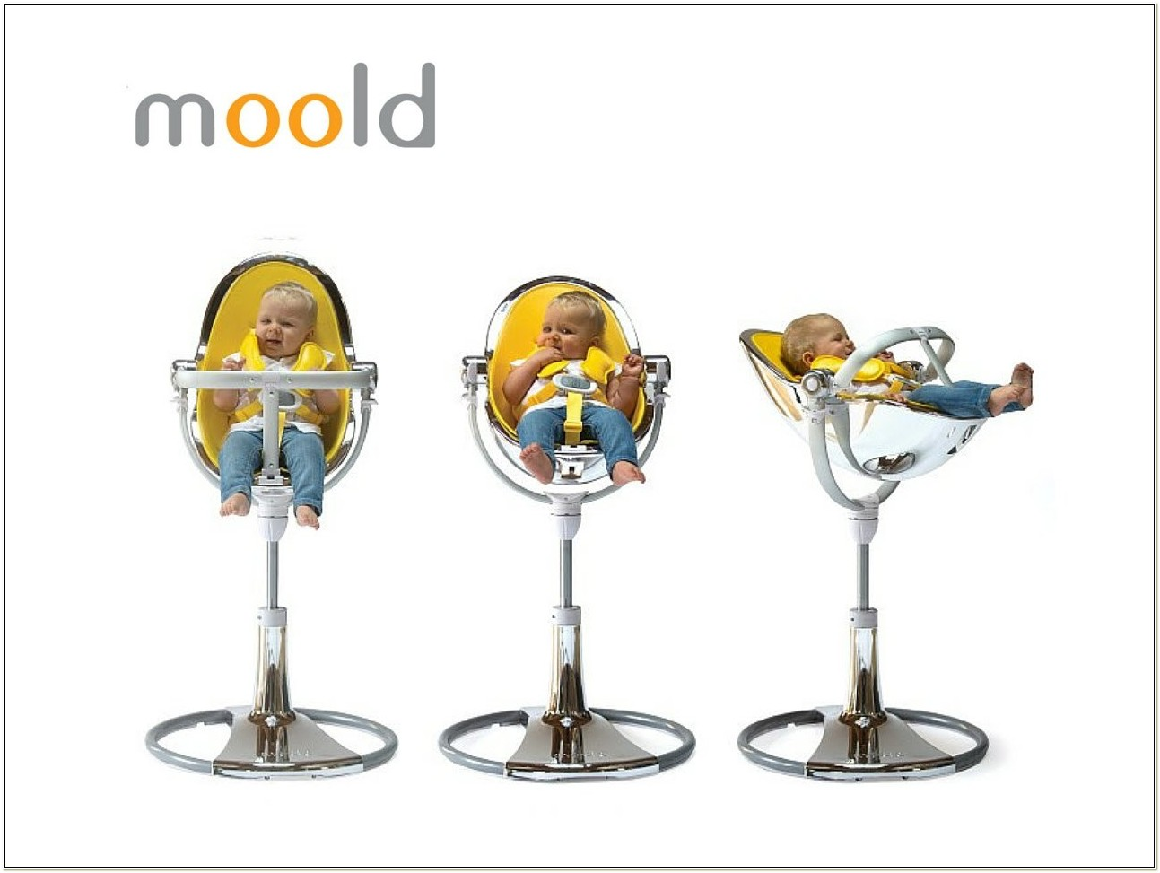 Bloom Fresco Chrome Highchair Instructions