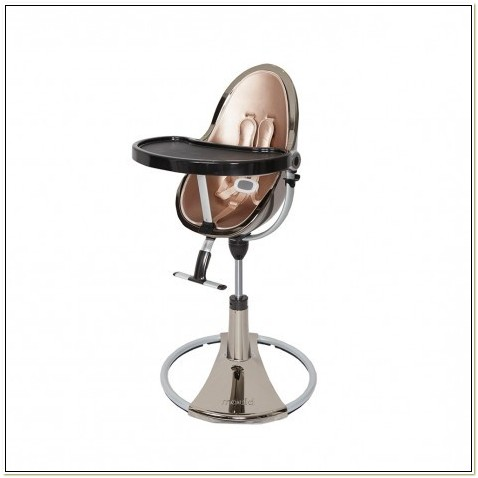 Bloom Fresco Chrome Highchair Special Edition
