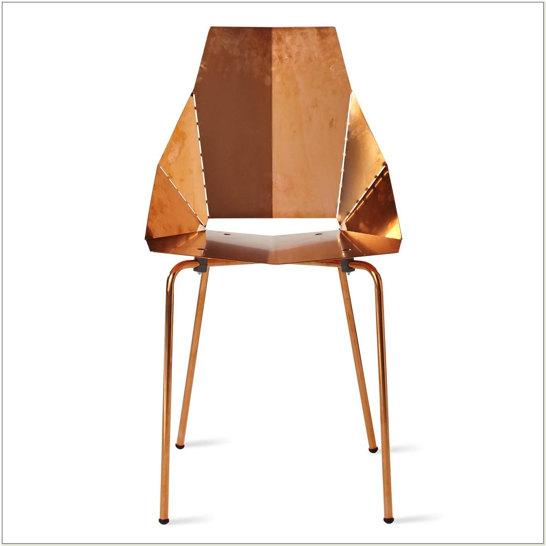 Blu Dot Real Good Chair Copper