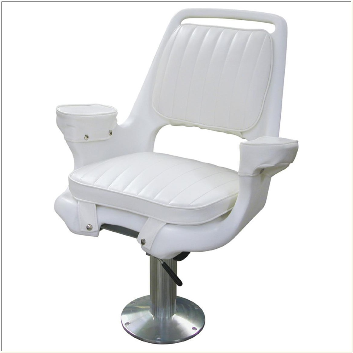 Boat Captains Chair With Pedestal
