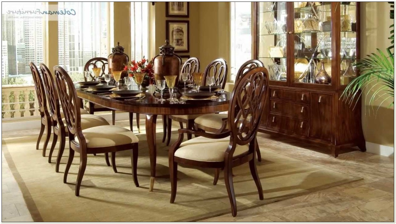 Bob Mackie Dining Room Furniture
