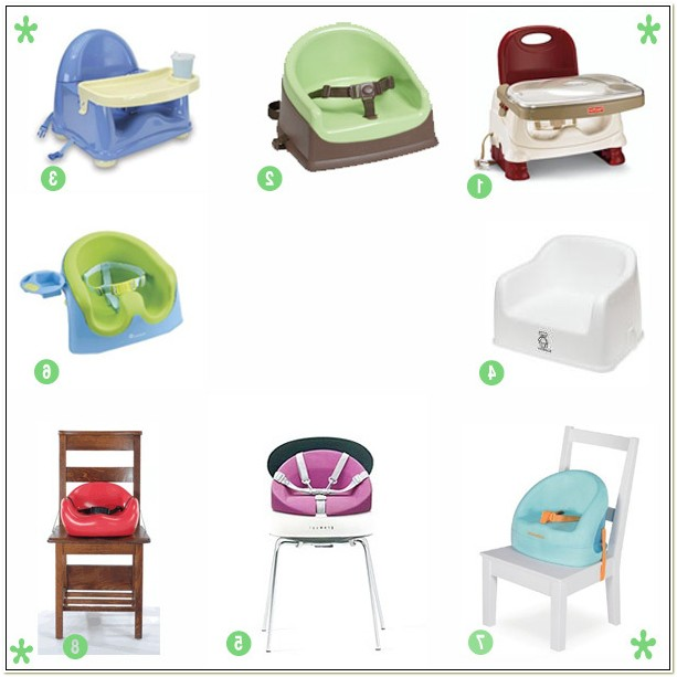 Booster Chairs For Toddlers At The Table