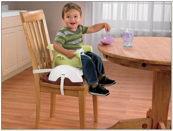 Booster Seat That Attaches To Chair