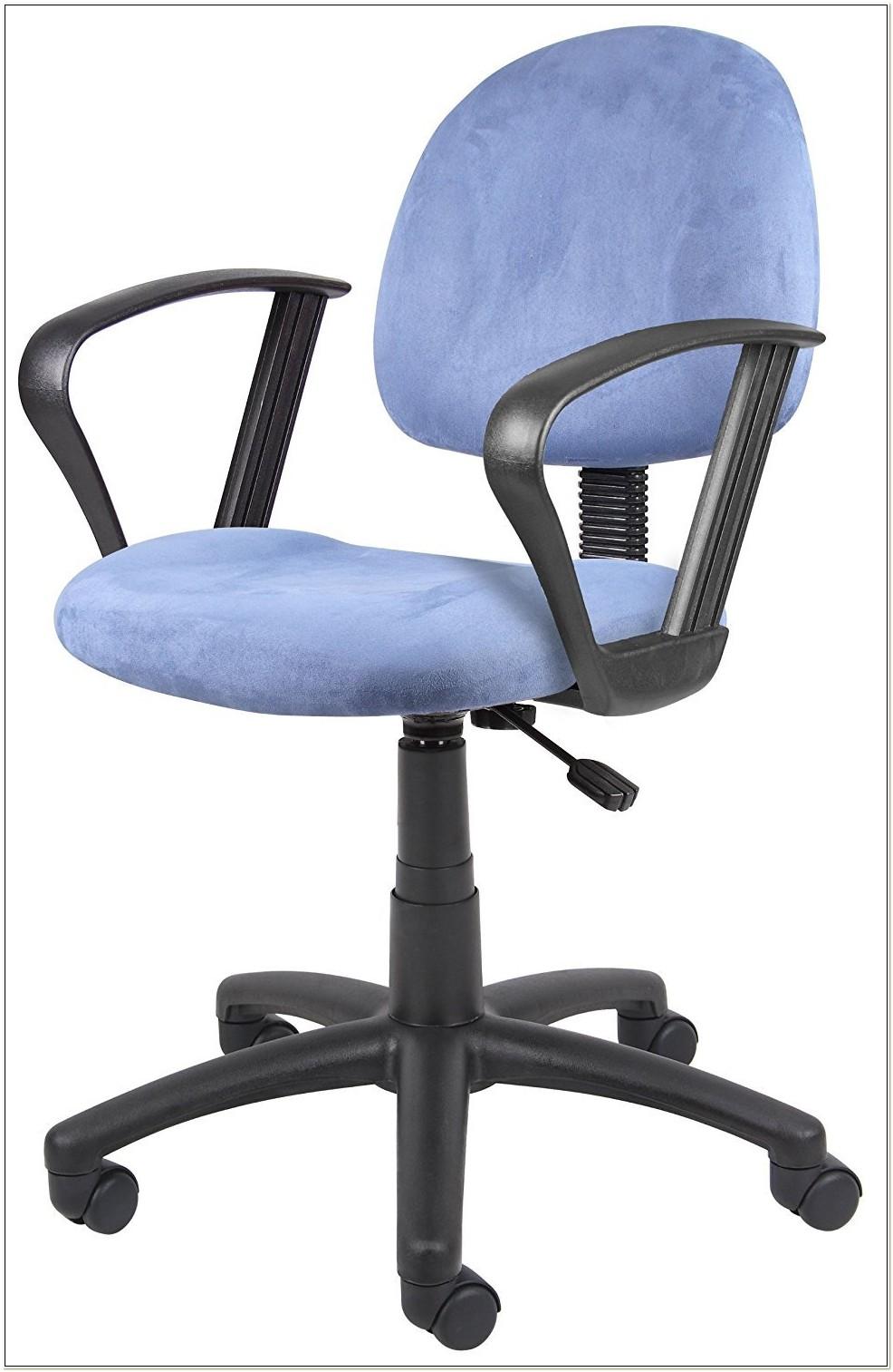 Boss Microfiber Deluxe Posture Chair