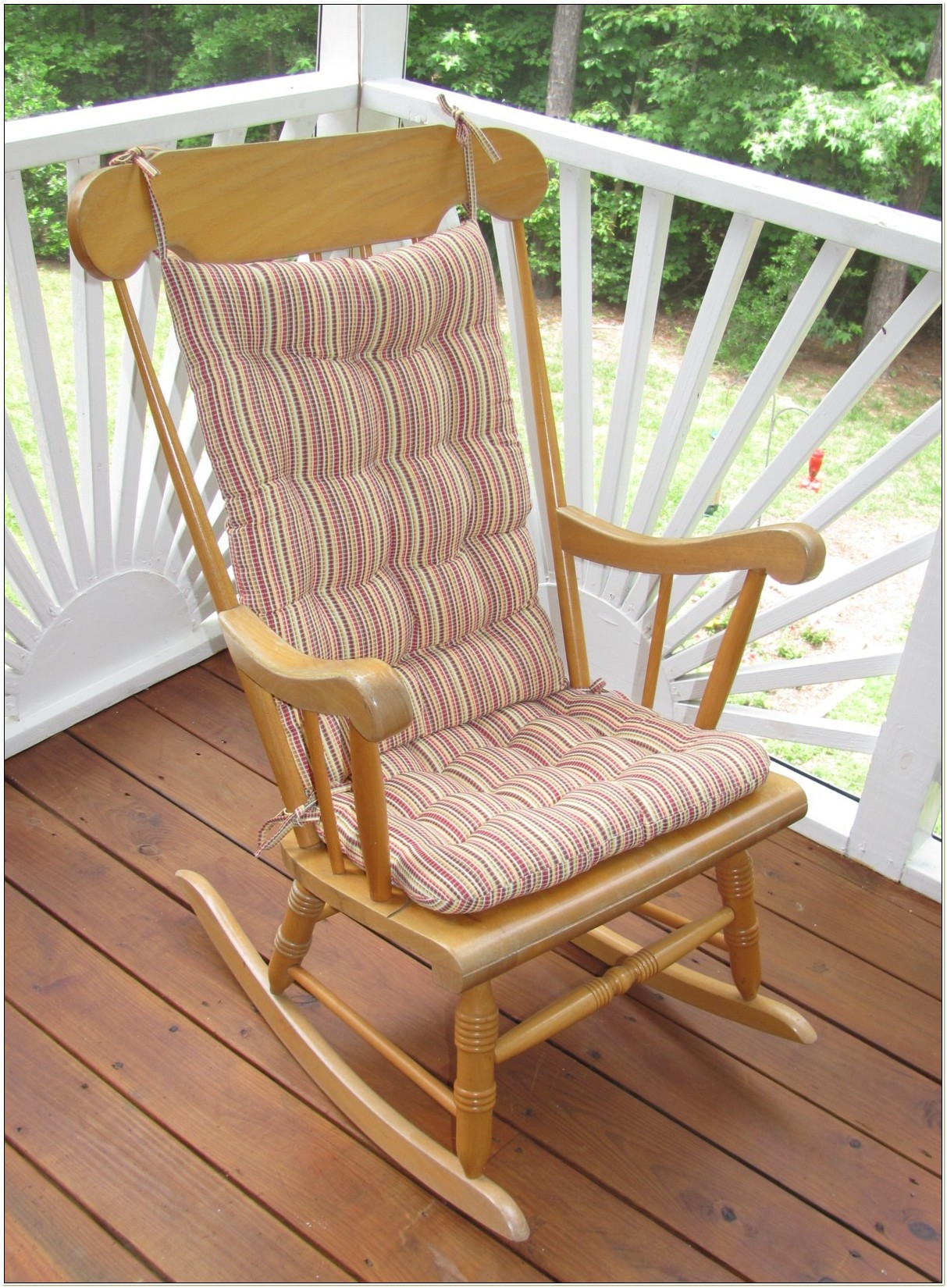 Boston Rocking Chair Cushions