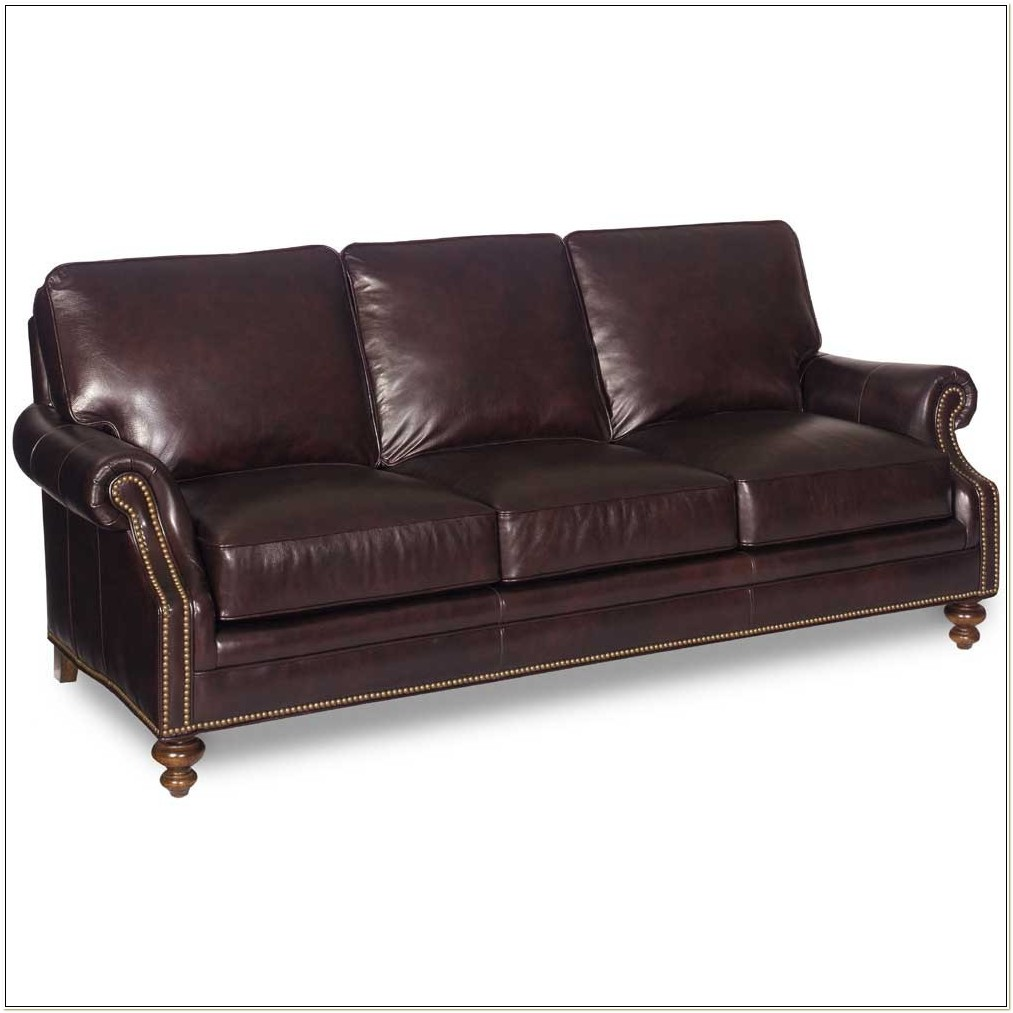Bradington Young American Leather Furniture Details