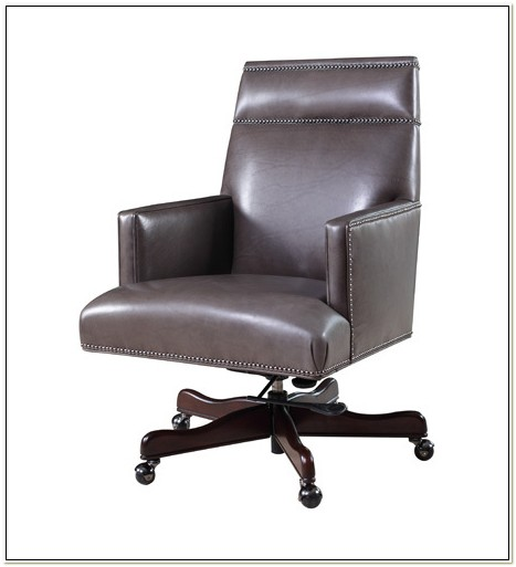 Bradington Young Leather Desk Chairs