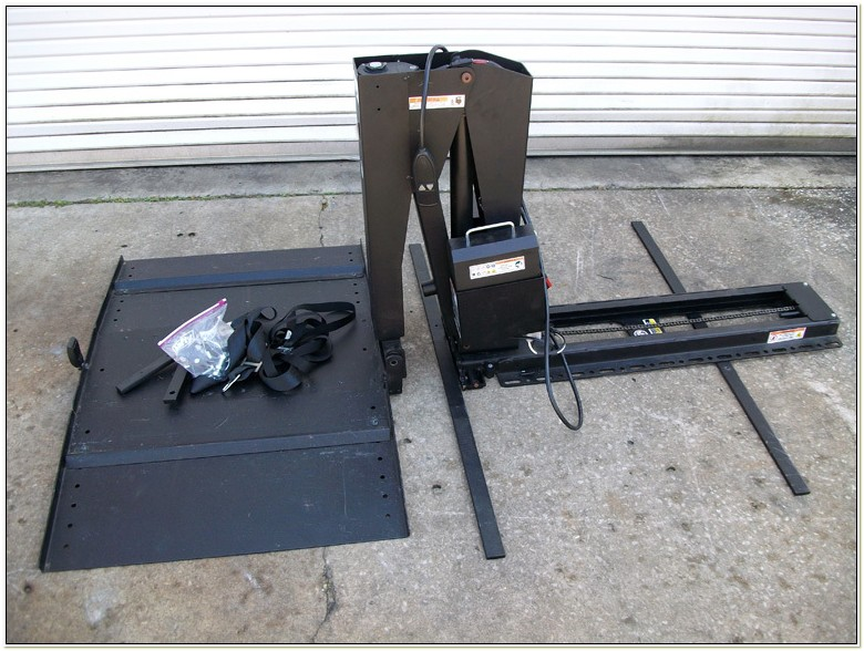 Braun Wheelchair Lift Motor