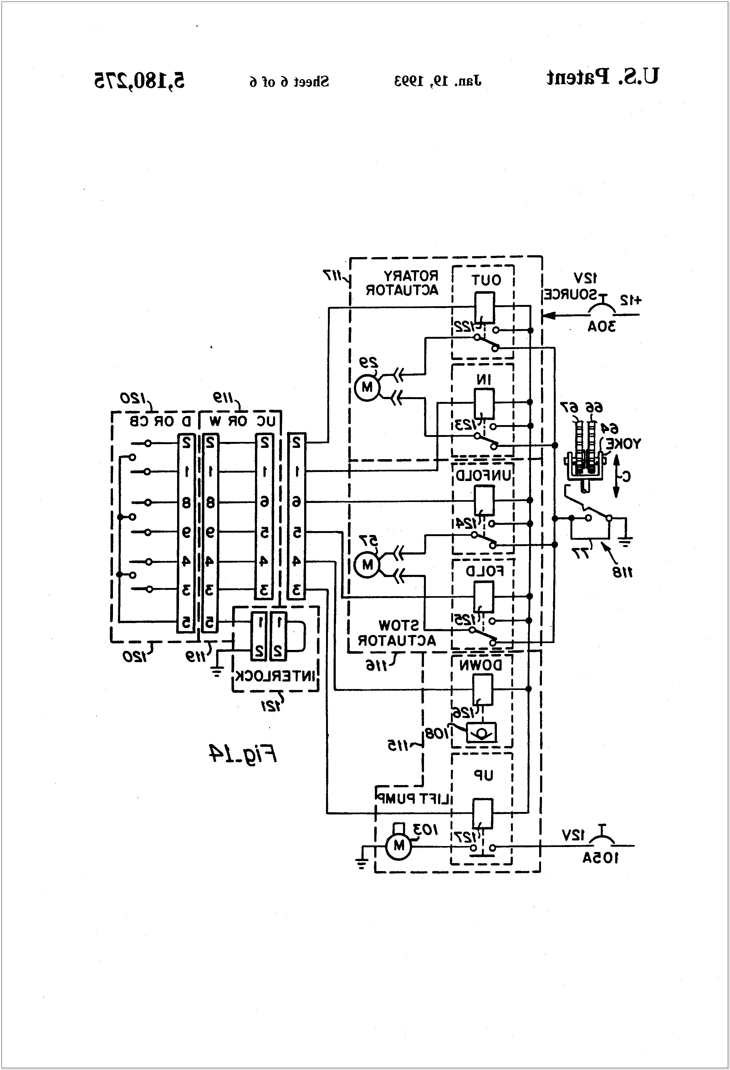 2 Post Lift Wiring Diagram