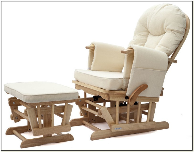 Breastfeeding Glider Rocking Chair