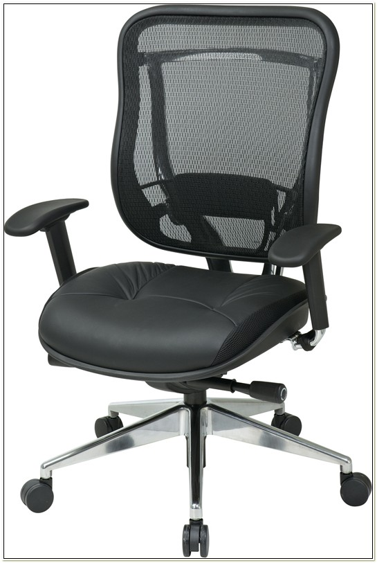 Breathable Mesh Executive Office Chair