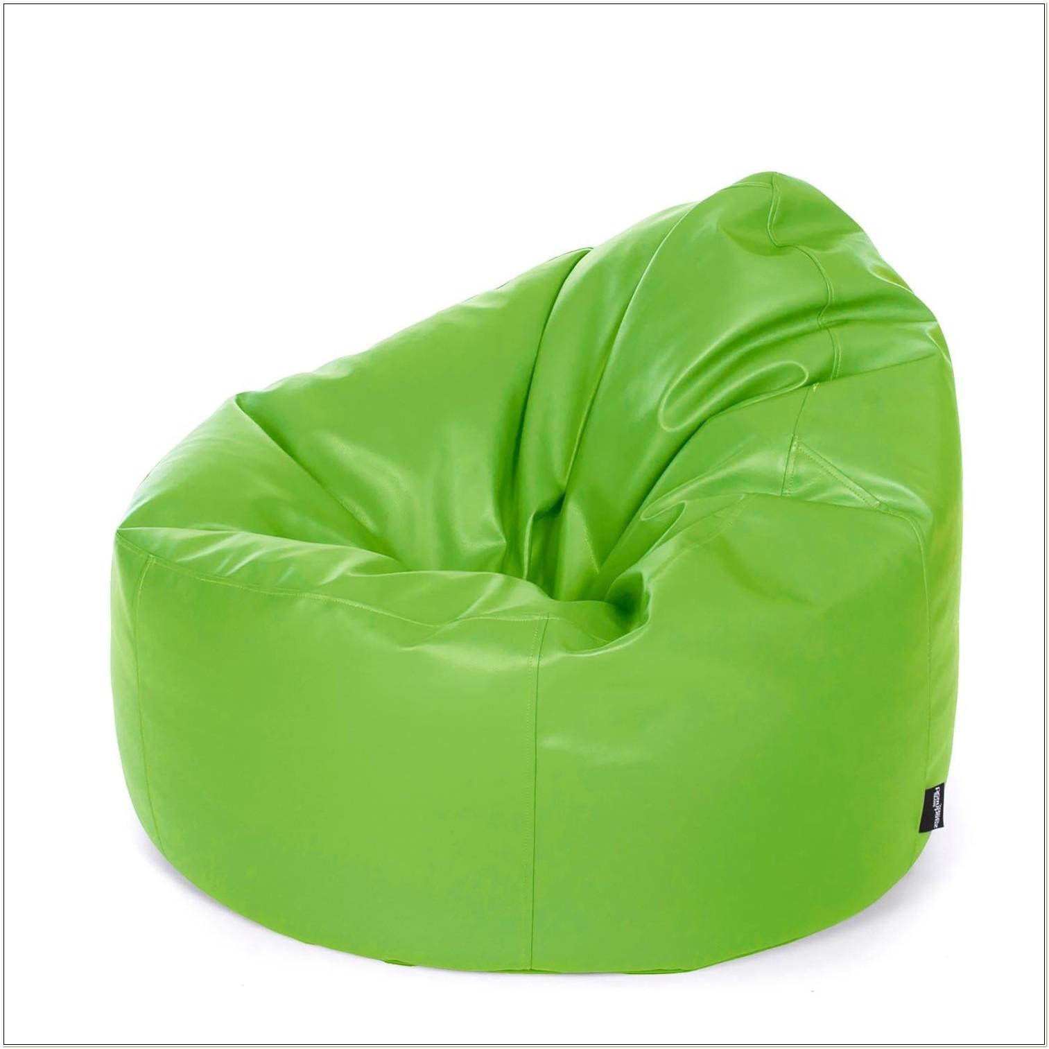 Bright Green Bean Bag Chair