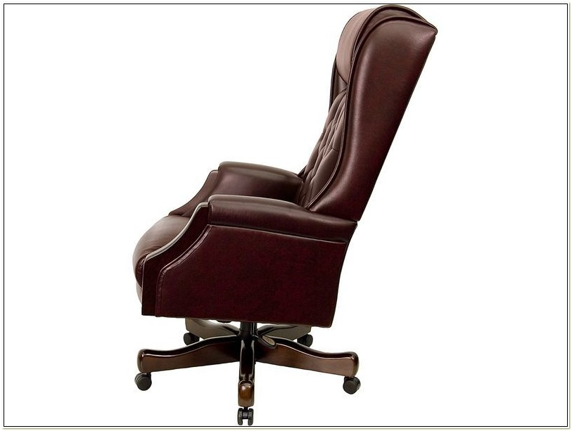 Broyhill Bonded Leather Executive Chair Weight Capacity