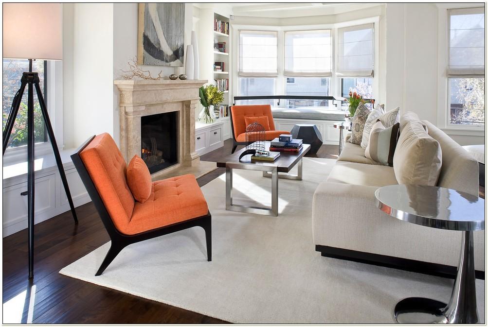 Burnt Orange Accent Furniture