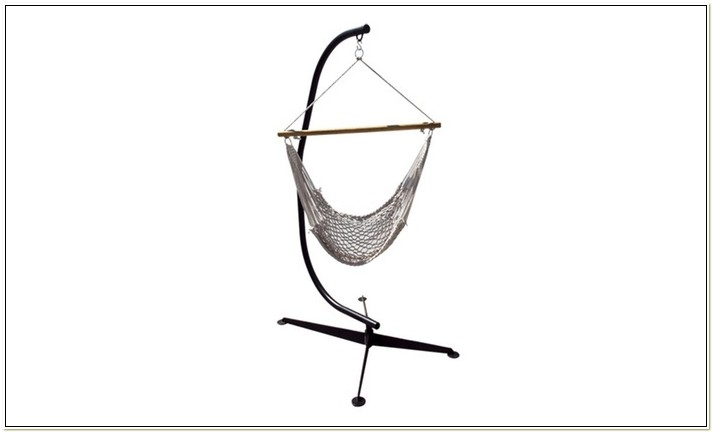 C Frame Hammock Chair Stand