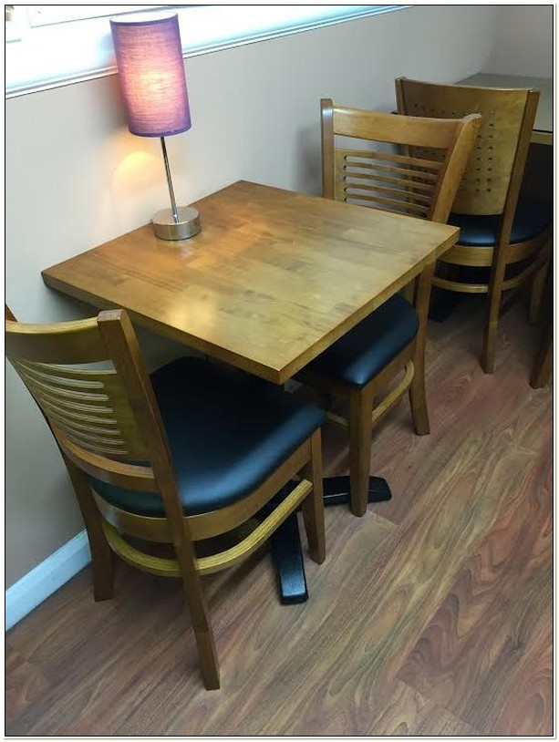 Cafe Chairs And Tables Second Hand