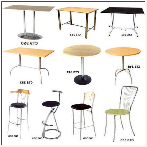 Cafeteria Chairs And Tables India