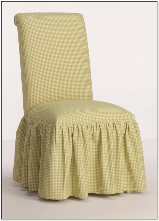 Camel Back Parson Chair Covers