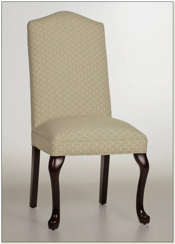 Camel Back Parsons Dining Chair