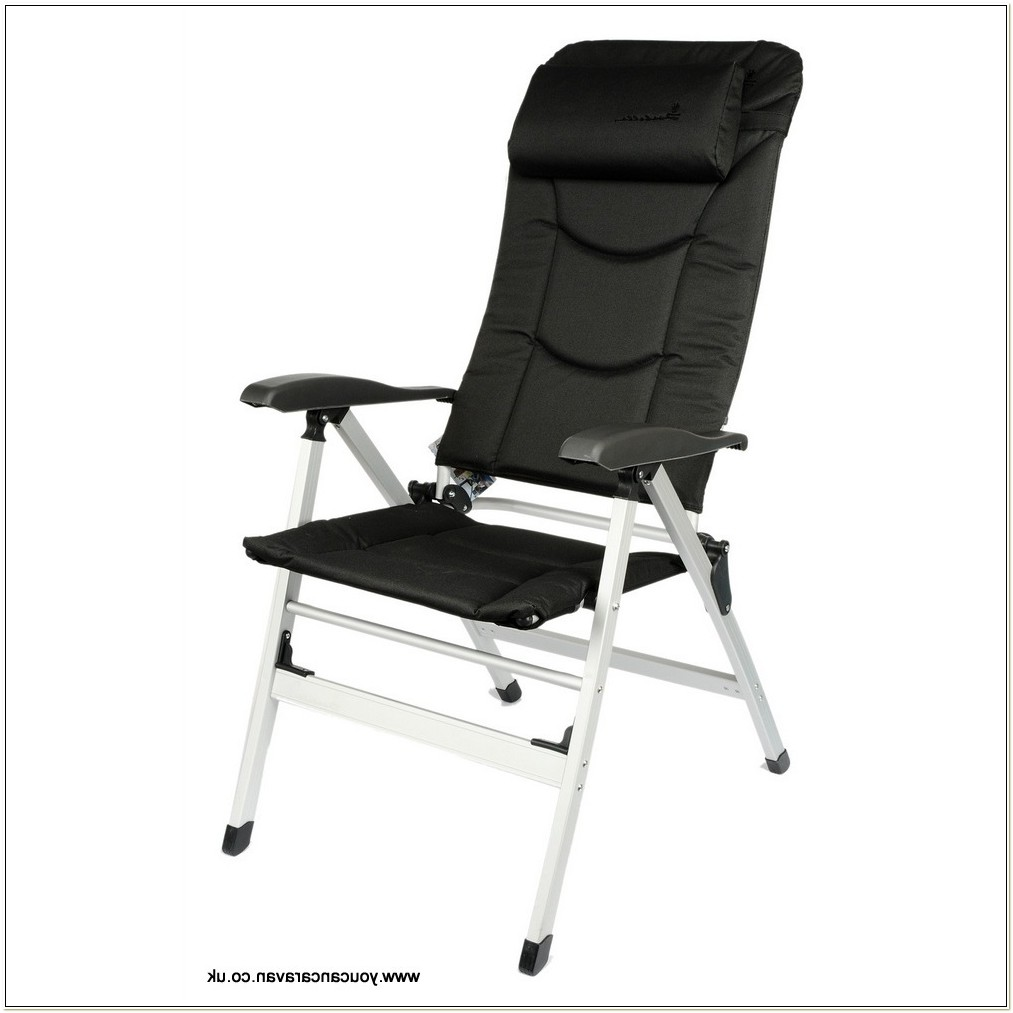 Camping Chair With Headrest