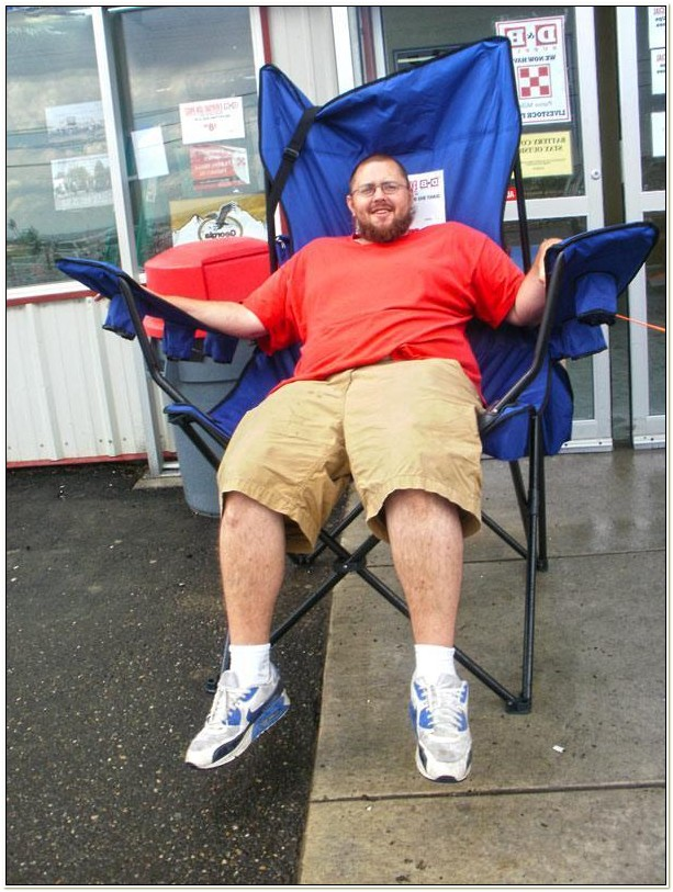 Camping Chairs For Fat People