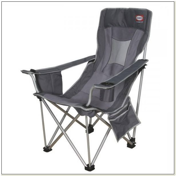 Camping Chairs With High Backs