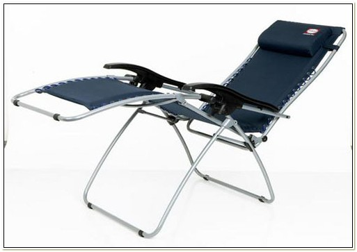 Camping Reclining Lounge Chair