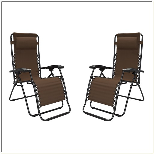 Caravan Zero Gravity Chair 2 Pack