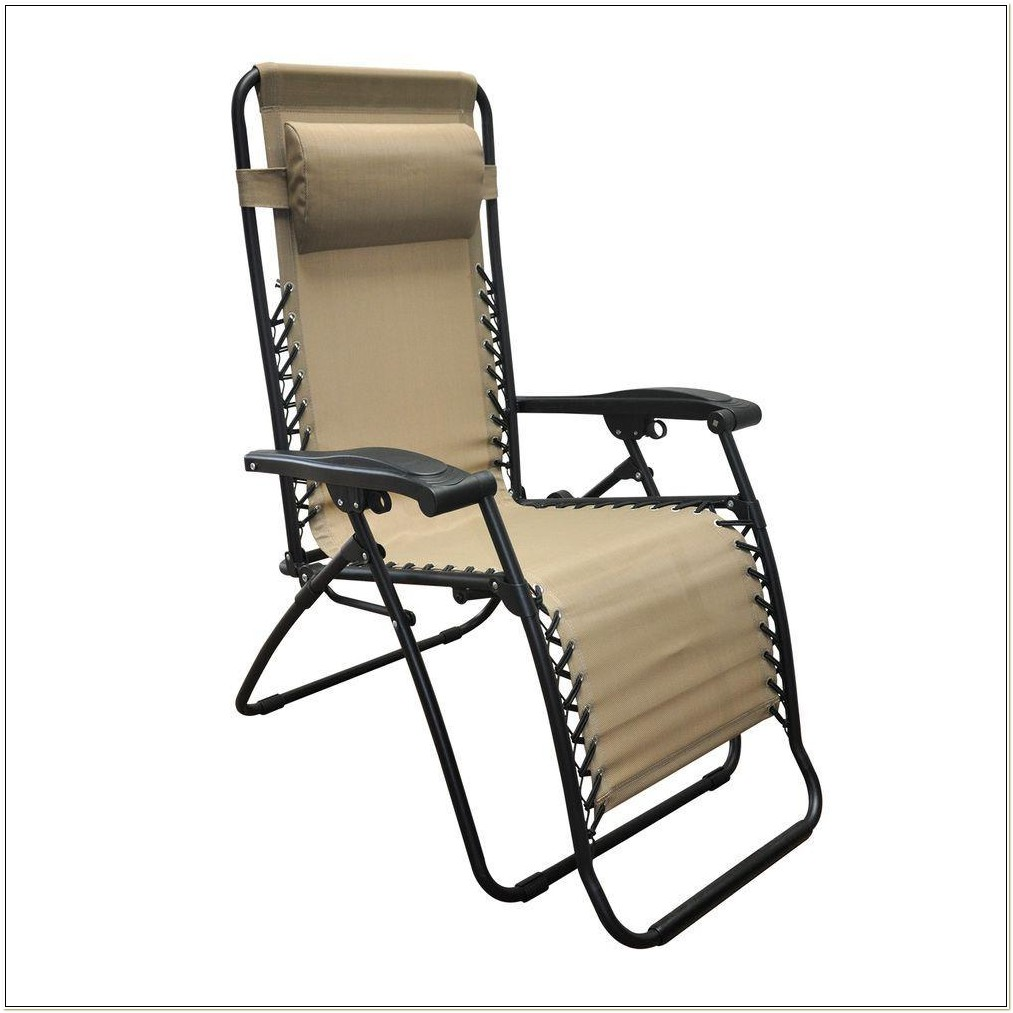 Caravan Zero Gravity Chair Beige