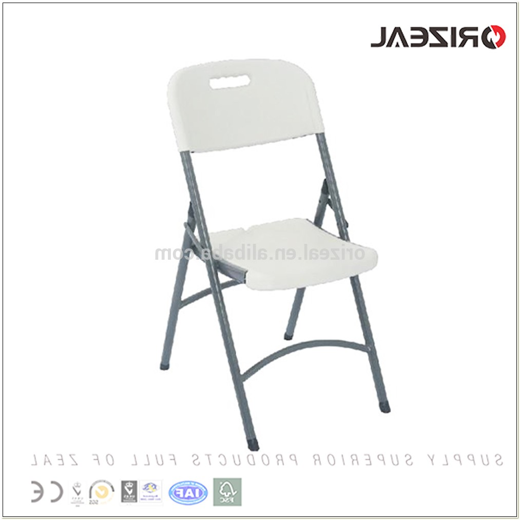 Central Park Products Inc Black Folding Chair