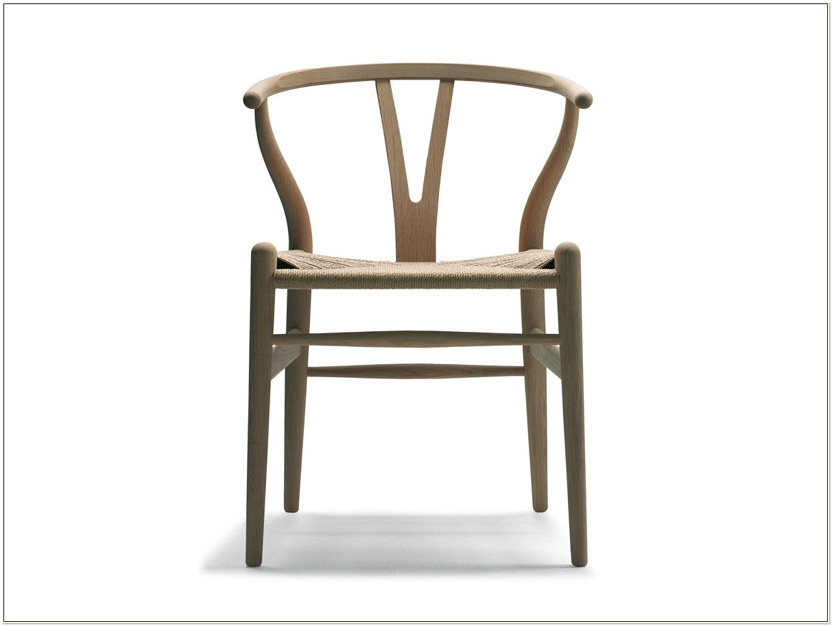 Ch24 Wishbone Chair Carl Hansen Son