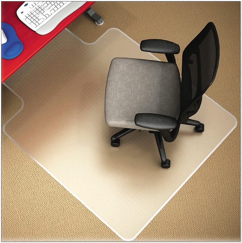 Chair Carpet Protector Mat