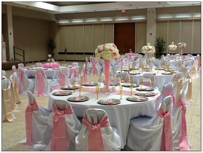 Chair Covers And Tablecloths For Weddings